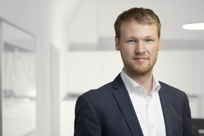 Rechtsanwalt Niklas Weber